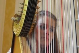 Lucinda Taylor - Harpist
