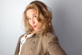 MAIJA SYLVETTE DI GIORGIO - Clean Stand Up Comedian Los Angeles, California
