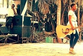 Beraccah Kisia - Acoustic Band Nairobi, Kenya