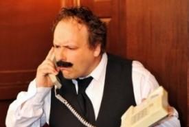 Claude - Comedy Waiter