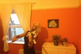 Elza violinist - Violinist