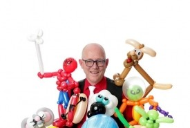 Keith Tusing - Balloon Modeller