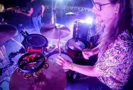 Toby Johnson - Drummer AUS, South Australia