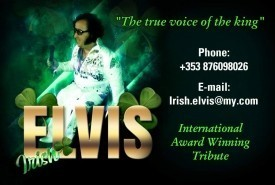 Irish Elvis  - Elvis Tribute Act