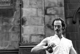 Luther Bangert - Juggler New York City, New York