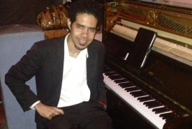 Sam - Pianist / Keyboardist Belo Horizonte, Brazil