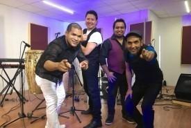 Rico Mambo ( latin band ) - Drummer Peru