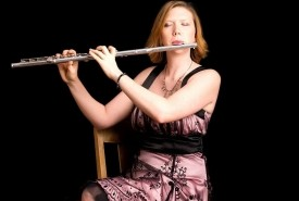 Misty Rose Knol - Flutist British Columbia