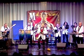 Luis Manuel & The Latin Ensemble Band - Latin / Salsa Band