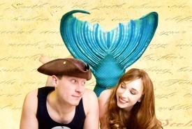 Mermaid Merchelle and Pirate Pete - Other Speciality Act UK, South West