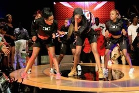 chalk and cheese dance crew - Female Dancer