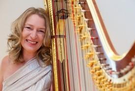 Glenda Clwyd Harpist - Harpist Wales
