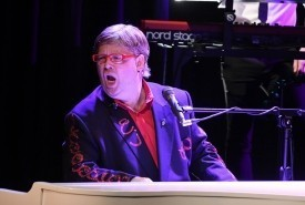 Crocodile Mock - Elton John Tribute Show - Other Tribute Band Bishop's Stortford, East of England