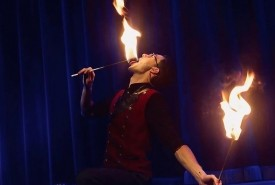 Isaiah Daniels Illusionist - Stage Illusionist Spokane, Washington
