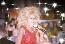 Carmel Hunter  - Tina Turner Tribute Act South Wimbledon, London
