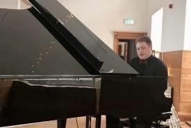 Fraser Thomson - Pianist / Keyboardist Aberdeen, Scotland