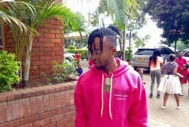 Roba roba - Male Dancer Nairobi, Kenya