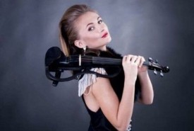 Syrotenko Liubov - Violinist Ukraine
