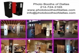 Photo Booths of Dallas - Photo Booth Dallas, Texas