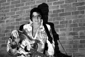 Elvis in Concert Tribute Show - Elvis Tribute Act
