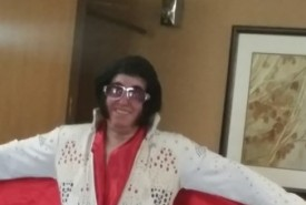 Elvis is in the Building show - Elvis Impersonator
