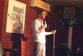 Zach Erwin - Adult Stand Up Comedian New York
