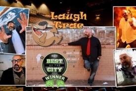 THE Keith Breckenridge  - Clean Stand Up Comedian Albuquerque, New Mexico