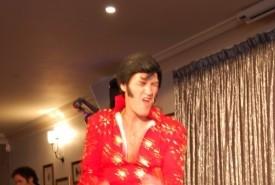 karl king - Elvis Impersonator Wales