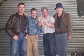 The Flathead 4 - Rock & Roll Band Falkirk, Scotland