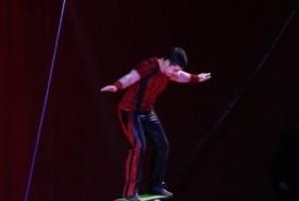 Arestovs  family circus show - Circus Performer Toronto, Ontario