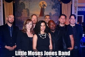 Little Moses Jones - Funk Band