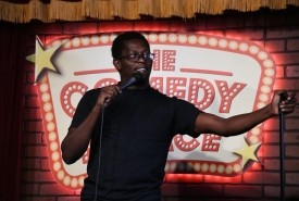 Thomas Mayes - Adult Stand Up Comedian San Diego, California