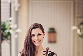 Emma Fry - Violinist Elephant and Castle, London