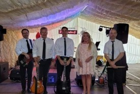 The Firebeats - Wedding Band Stockton-on-Tees, North East England
