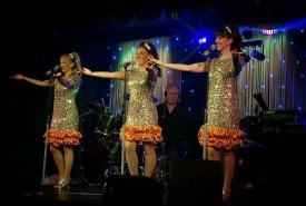 The Angelettes Motown Tribute Show  - Soul / Motown Band Drighlington, Yorkshire and the Humber
