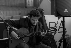 Gabor the Guitarist - Classical / Spanish Guitarist