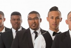 RJ & On The Move - Function / Party Band South Africa, Western Cape