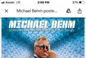 Michael Behm - Guitar Singer Vancouver, British Columbia