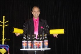 Stoil - Cabaret Magician