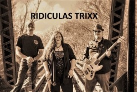 RIDICULAS TRIXX - Rock Band Oswego, Kansas
