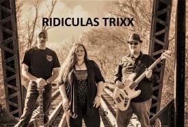 RIDICULAS TRIXX - Rock Band Oswego, Kansas
