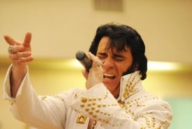 Robert Black - Elvis Tribute Act