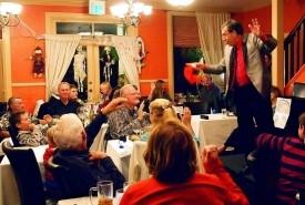 Alan Leeds Magic - Cabaret Magician San Francisco, California