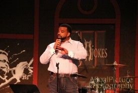 Carl Burrell - Clean Stand Up Comedian Tennessee
