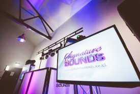 Signature Sounds - Photo Booth
