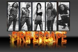 Fire Escape - Rock Band