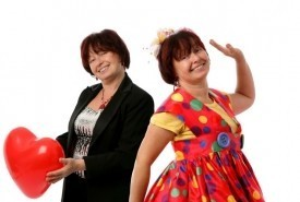 Smudgy Entertainments - Children's Entertainer - Clown Leicestershire, Midlands