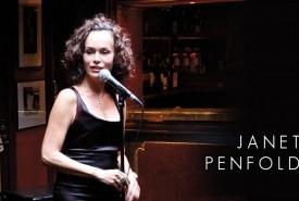 Janet Penfold  - Female Singer