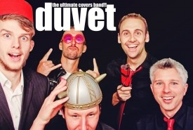 Duvet - The Ultimate Covers Band!! - Cover Band York, Yorkshire and the Humber