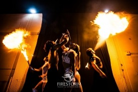 Firestorm Talent and Entertainment  - Aerialist / Acrobat Orange, California